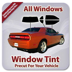 Precut Window Tint For Chevy Impala 2000 2005 all Windows