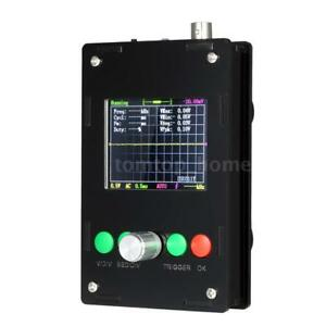 Dso311 Mini 2 4 Tft Handheld Pocket Digital Oscilloscope Diy Kit Parts L9o3