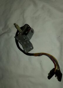 1963 1964 Lincoln Convertible Top Down Limit Switch Trunk Deck Lid Sensor Relay