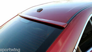 Unpainted Roof Spoiler Wing For Ford Taurus 2010 2019