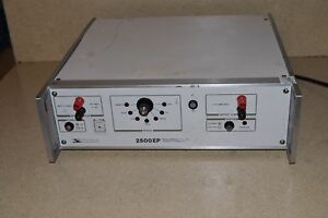 Valhalla Scientific 2500ep Programmable Ac dc Current Calibrator 2b