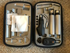 Heine Diagnostic Set With Table Top Charger optometry Brand New