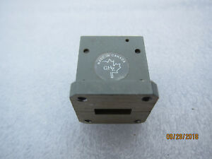 One Wr42 Waveguide Transistion To Sma K band Adapter 18 26 Ghz