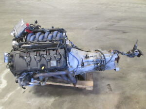 11 14 Ford Mustang 5 0l 6 Speed Manual Engine Transmission Drop Out 34k Oem Lkq