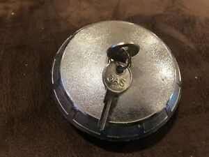 Nos 1971 1980 American Motors Amc Pacer Gremlin Hornet Locking Gas Fuel Cap
