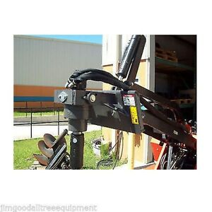 Bobcat Mt Auger Drive By Mcmillen 1500 Lbs Of Torque handle Up To 36 Bit New