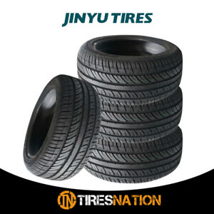 4 New Jinyu Gallopro Yu61 205 50zr16 87w All Season High Performance Tires
