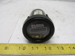 Fsip Ic3645lxtddt3c Clark Fork Lift Digital Hour Meter