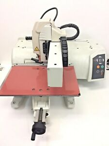 Used Gravograph Type Gtm40dv Rotary Engraving Marchine M40dv