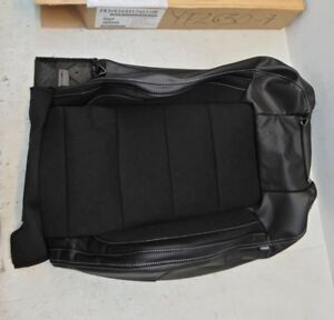 2015 2017 Ford Mustang Oem Front Left Seat Back Cover Fr3z 6364417 Ab