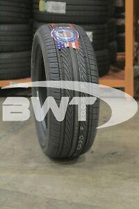 4 New Federal Formoza Fd2 98w 50k Mile Tires 2155517 215 55 17 21555r17