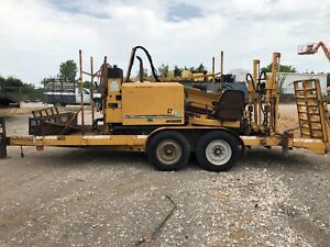 00 Vermeer 7x11a Directional Drill Package Miles Equipment Sales