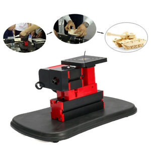 Mini Metal Wood Lathe Motorized Grinder Driller Milling Sawing Machine 20000rpm