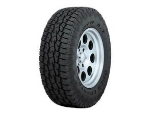 4 New Toyo Open Country A t Ii 127r 50k mile Tires 3157516 315 75 16 31575r16