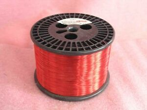 Magnet Copper Wire 26 Awg Snsr 11 Pound Spool Magnetic Coil Winding