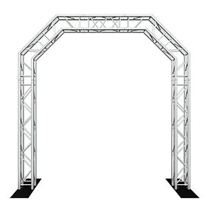 Global Truss Gp 10ft X 10ft Arch Goal Post F34 002 Trussing System