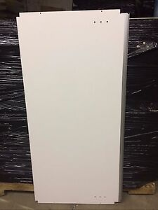 Commercial White Wood Shelves 2 X 4 Shelving Lot 100 Used Store Fixtures Boards