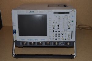 Lecroy Model Lc534a 1ghz Digital Oscilloscope