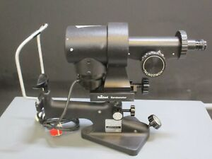 Quality Reichert Keratometer 12990 For Optometry Fully Inspected Best Price