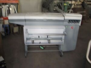 Oce Tcs 300 Tcs300 High Speed Wide Format Printer 1109