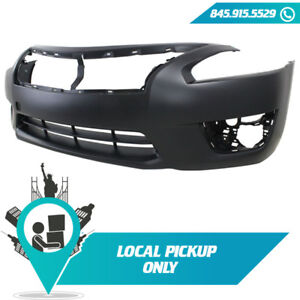 Local Pickup 2013 2015 Fits Nissan Altima Front Bumper Cover Primed Ni1000285
