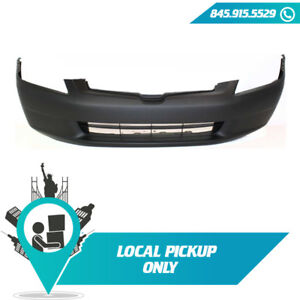 Local Pickup 2003 2005 Fits Honda Accord Front Bumper Cover Primed Ho1000210