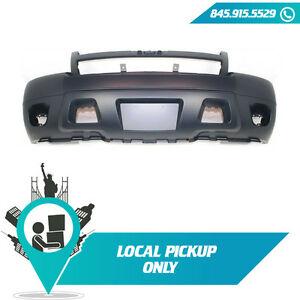 Local Pickup 2007 14 Fits Chevrolet Tahoe Avalanche Front Bumper Cover Gm1000817