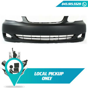 Local Pickup 2005 2008 Fits Toyota Corolla Front Bumper Cover Primed To1000297