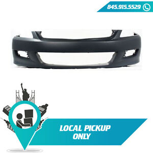 Local Pickup 2006 2007 Fits Honda Accord Coupe Front Bumper Cover Ho1000234