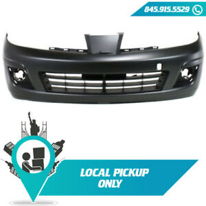 Local Pickup 2007 2012 Fits Nissan Versa Front Bumper Cover Primed Ni1000245