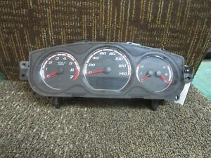 Cl1524 2006 06 Chevy Monte Carlo Speedometer Instrument Cluster Oem 188k Miles