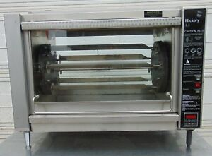 Old Hickory Commercial Gas Rotisserie Oven 5 5gs Counter Top