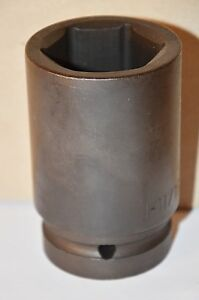 1 11 16 Inch Armstrong Usa 1 Inch Drive 6 Point Deep Impact Socket