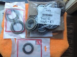 Ford Tractor Transmission Bearing Kit 1965 81