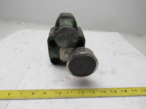 Sperry Vickers Cg06bv40 125 1000 Psi Hydraulic Pressure Relief Valve
