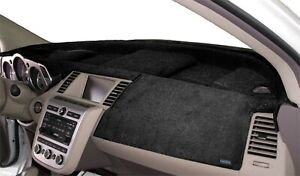 Dodge Charger 2011 2020 Velour Dash Board Cover Mat Black
