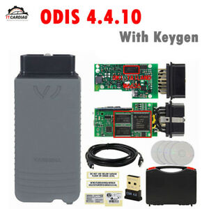 Vas 5054a Odis V4 4 10 Full Chip With Oki Bluetooth Code Scanner Diagnostic Tool