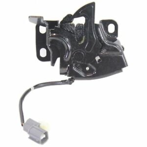 Hood Latch For 2004 2005 06 2007 2008 Acura Tl Lhd Vehicle With Alarm System