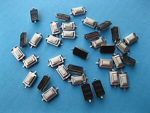 3000 Pcs Momentary Smt Tact Smd Tactile Pushbutton Micro Switch 2 Pin 3 6 2 5mm