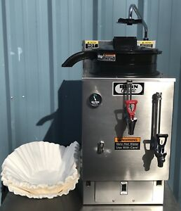 Bunn Sru Coffee Machine Maker Urn Single 3 Gallon 208 Volts