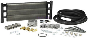 Hayden Automotive 1040 Swirl cool Engine Oil Cooler Kit