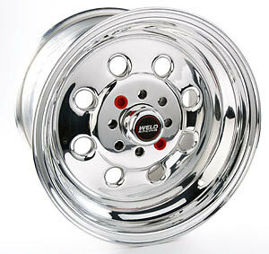 Weld Racing Wheels 90 510042 Weld Draglite 15x10 4x4 25 4 5 6 5 Bs