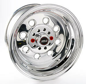 Weld Racing Wheels 90 510348 Weld Draglite 15x10 5x4 5 4 75 4 5 Bs