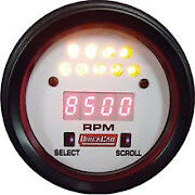 Quickcar Racing Products 611 7010 Extreme Lcd Digital Tachometers