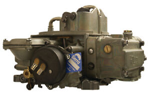 Sierra 18 7637 Remanufactured Carburetor 600 Cfm Holley 4v With Front Inlet
