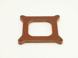 Canton Racing Products 85 162 Open Phenolic Carb Spacers Holley 4150 4160