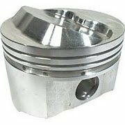 Sportsman Racing Products 142022 4cc Domed Piston Set For Small Block Chevy 400
