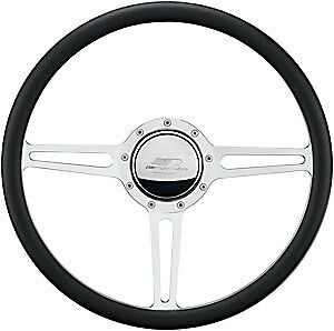 Billet Specialties 34137 15 1 2 Steering Wheels