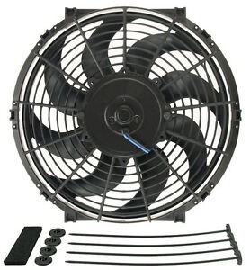 Derale Cooling Products 16622 12in Tornado Electric Fan