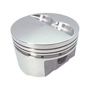 Sportsman Racing Products 231308 Srp Small Block Chevy 350 400 Flat top Pistons